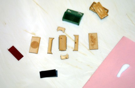 Chest Kit Pieces