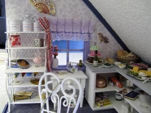 Box #1 - Used in bakery scene as silverware drawer